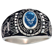 Air Force Ladies Freedom Ring