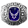 U.S. Air Force Rings